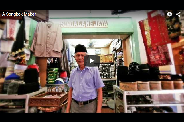 Heritage in Episodes A Songkok Maker