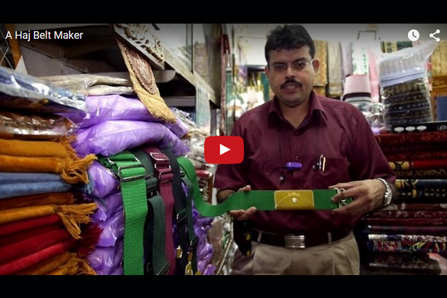 Heritage in Episodes A Haj Belt Maker