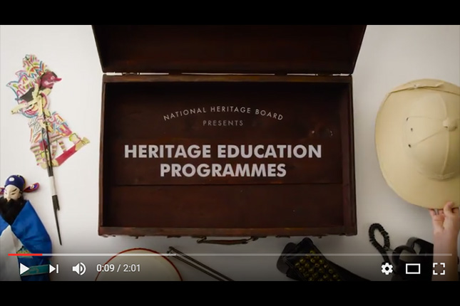 NHB Heritage Education Programmes