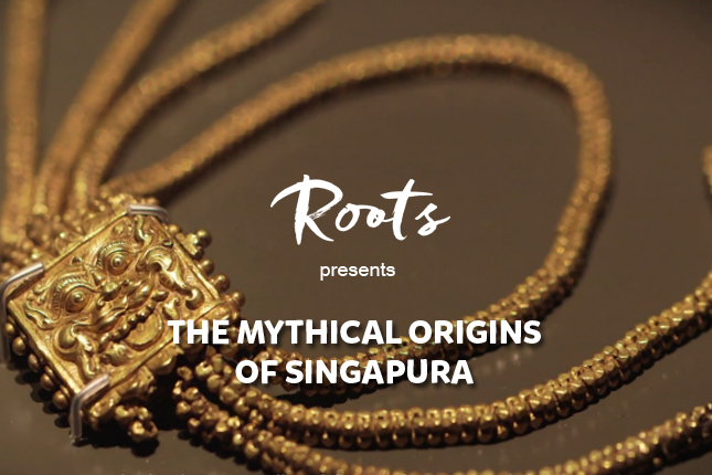Mythical Origins of Singapura thumbnail